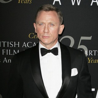 Daniel Craig in The BAFTA Los Angeles 2012 Britannia Awards