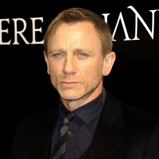 Daniel Craig - The Girl with the Dragon Tattoo - Film Premiere
