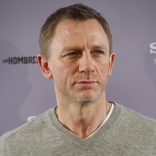 Daniel Craig in The Girl With The Dragon Tattoo - Photocall