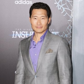 Daniel Dae Kim in US Premiere of The Divergent Series: Insurgent - Red Carpet Arrivals