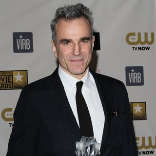 Daniel Day-Lewis in 18th Annual Critics' Choice Movie Awards - Press Room