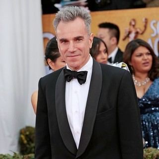 Daniel Day-Lewis in 19th Annual Screen Actors Guild Awards - Arrivals