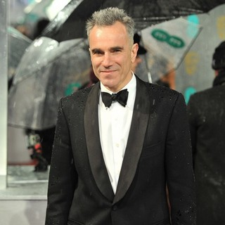 Daniel Day-Lewis in The 2013 EE British Academy Film Awards - Arrivals