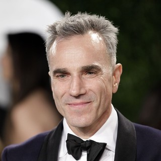 Daniel Day-Lewis in 2013 Vanity Fair Oscar Party - Arrivals