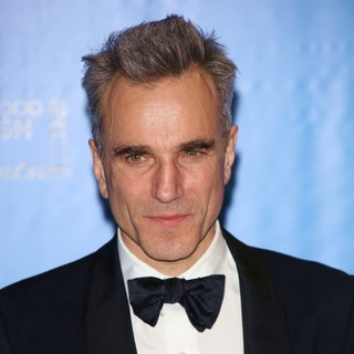 Daniel Day-Lewis in 70th Annual Golden Globe Awards - Press Room