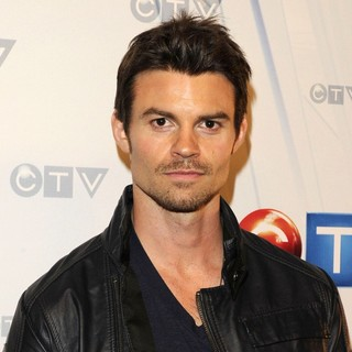 Daniel Gillies in CTV Upfront 2012 Presentation - Arrivals - daniel-gillies-ctv-upfront-2012-presentation-01