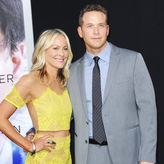 Cynthia Daniel, Cole Hauser in Los Angeles Premiere of Warner Bros. Pictures and Alcon Entertainment's Transcendence
