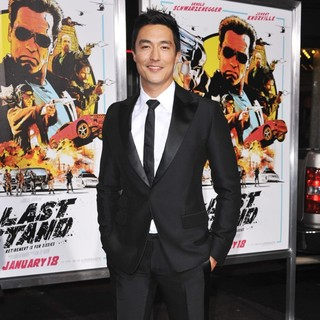 Daniel Henney in The World Premiere of The Last Stand