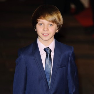 Daniel Huttlestone in Les Miserables World Premiere - Arrivals