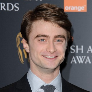 Daniel Radcliffe in 2012 Orange British Academy Film Awards Nominations Announcement