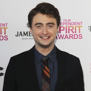 Daniel Radcliffe in 2013 Film Independent Spirit Awards - Arrivals