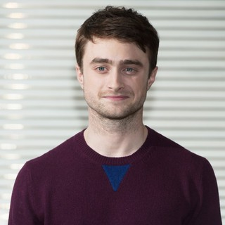 Daniel Radcliffe in 57th BFI London Film Festival - Kill Your Darlings - Photocall