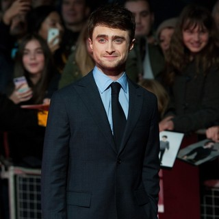 Daniel Radcliffe in 57th BFI London Film Festival - Kill Your Darlings - Premiere