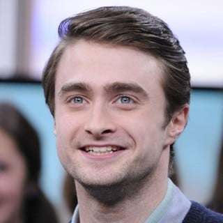 Daniel Radcliffe in Daniel Radcliffe Appears on Much Music's New.Music.Live to Promote His Movie The Woman in Black
