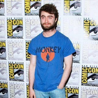 Daniel Radcliffe in San Diego Comic-Con International 2015 - 20th Century FOX Panel - Arrivals