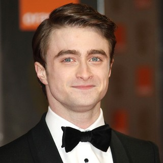 Daniel Radcliffe in Orange British Academy Film Awards 2012 - Arrivals