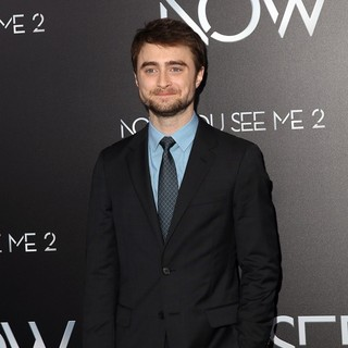 Daniel Radcliffe - World Premiere of Now You See Me 2 - Arrivals