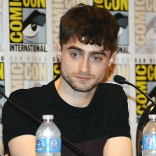 San Diego Comic-Con International 2014 - Horns - Discussion Panel