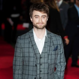 Horns UK Premiere - Arrivals