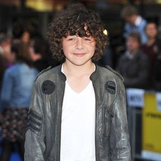 Daniel Roche in The UK Film Premiere of The Adventures of Tintin: The Secret of the Unicorn - Arrivals