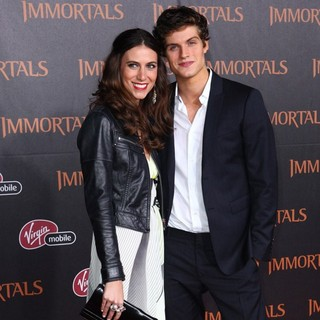Daniel Sharman in Immortals 3D Los Angeles Premiere