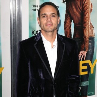 Daniel Sunjata in The One for the Money Premiere - daniel-sunjata-premiere-one-for-the-money-01