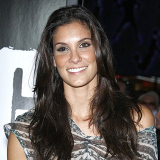 Daniela Ruah in Los Angeles Premiere of The Thing