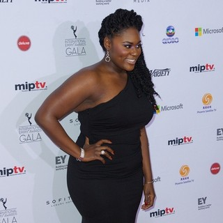 Danielle Brooks in 41st International Emmy Awards