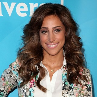 Danielle Deleasa in NBC Universal Press Tour - Day 2