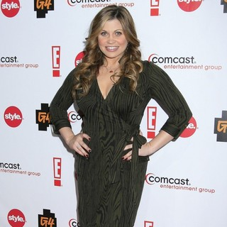 Danielle Fishel in E!, Style and G4 Stars Converge on The Red Carpet at The 2010 TCAs