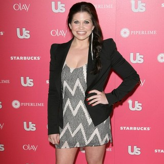 Danielle Fishel in US Weekly Annual Hot Hollywood Style Issue Event - Arrivals