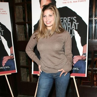 Danielle Fishel in The Official Book Release Party for Here's What We'll Say by Reichen Lehmkuhl