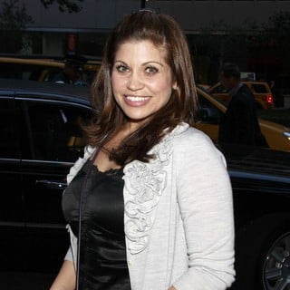 Danielle Fishel Taking A Stroll on Park Avenue