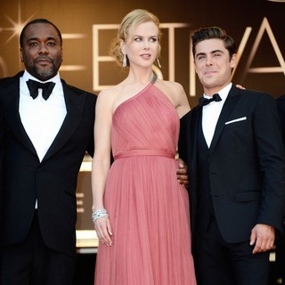 Lee Daniels, Nicole Kidman, Zac Efron in The Paperboy Premiere - During The 65th Cannes Film Festival