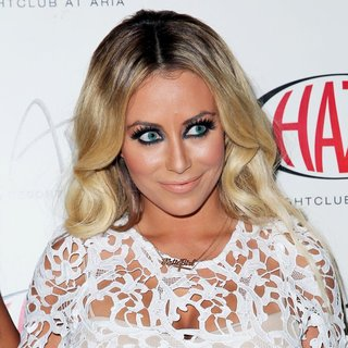 Aubrey O'Day, Danity Kane in Danity Kane Bring Lemonade to HAZE Nightclub