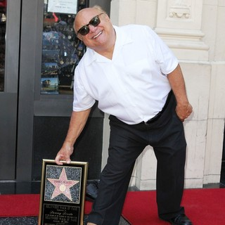 Danny DeVito in Danny DeVito Is Honoured with A Star on The Hollywood Walk of Fame