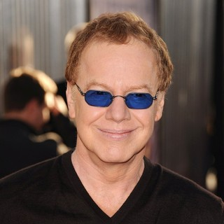 Danny Elfman in Los Angeles Premiere of Real Steel