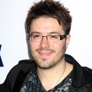 Danny Gokey in Champagne Launch of BritWeek 2009