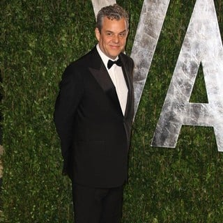 Danny Huston in 2012 Vanity Fair Oscar Party - Arrivals