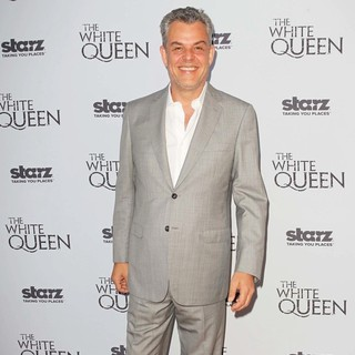 Cocktails with The Queen - The British Consulate Toasts The U.S. Launch The White Queen - Arrivals
