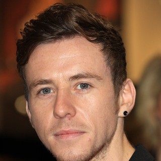 Danny Jones, McFly in The Twilight Saga's Breaking Dawn Part I UK Film Premiere - Arrivals
