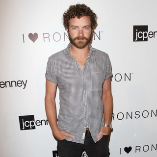 Danny Masterson in I Heart Ronson And Jcpenney Celebrate The I Heart Ronson Collection