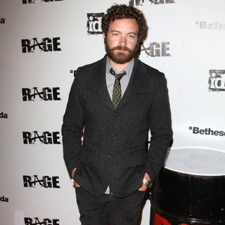 Danny Masterson in Official Launch Party for The Most Anticipated Video Game of The Year Rage - danny-masterson-launch-party-video-game-rage-03