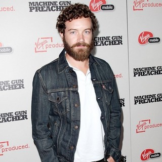 Danny Masterson in Machine Gun Preacher Los Angeles Premiere
