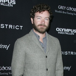 Danny Masterson in Los Angeles Premiere of Olympus Has Fallen