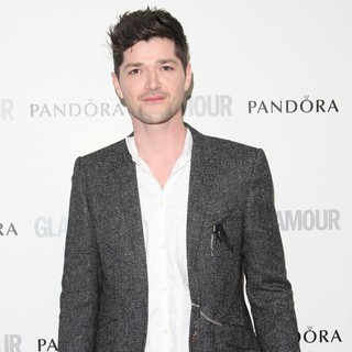 Danny O'Donoghue, The Script in The Glamour Women of The Year Awards 2012 - Arrivals