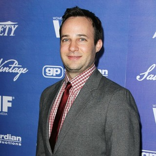 Danny Strong in Variety and Women in Film Pre-EMMY Event Presented by Saint Vintage