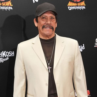 Danny Trejo in Spy Kids 4 All the Time in the World Los Angeles Premiere