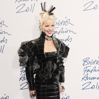 Daphne Guinness in British Fashion Awards 2011 - Arrivals