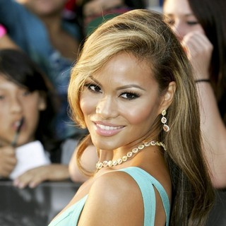 Daphne Joy in The Premiere of Abduction - Arrivals